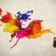ציור קיר – טרנד של צבע ויופי